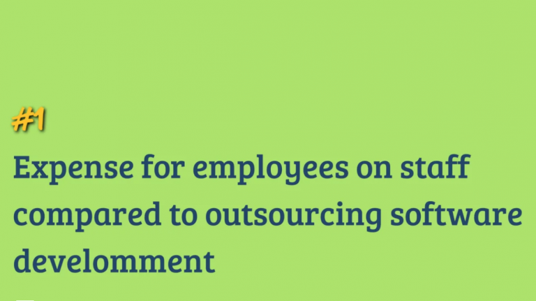 CTOs Need To Communicate Effectively With CFOs About Software Outsourcing
