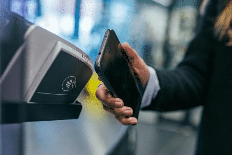 Banking app development in Denver-NFC embedded sim card