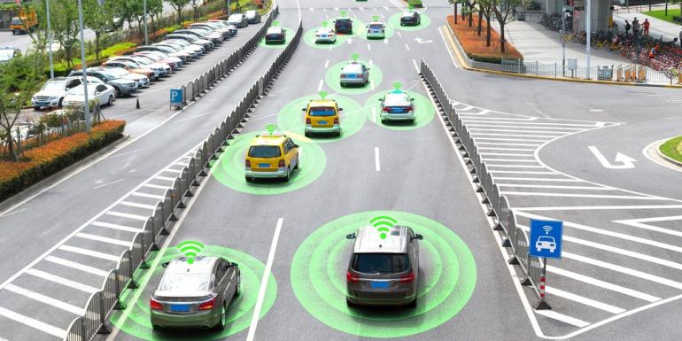 Smart city- Smart infrastructure