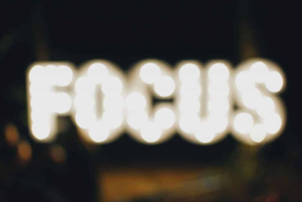 Focus On What You Do Is Important For Denver Startup