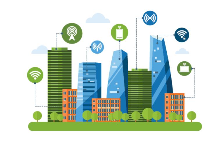 Smart city- Infrastructure