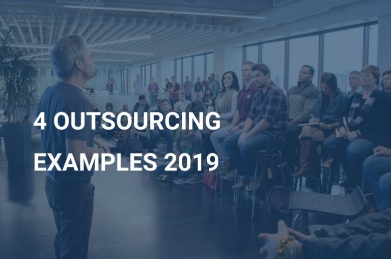 4 Outsourcing Examples-Featured Image