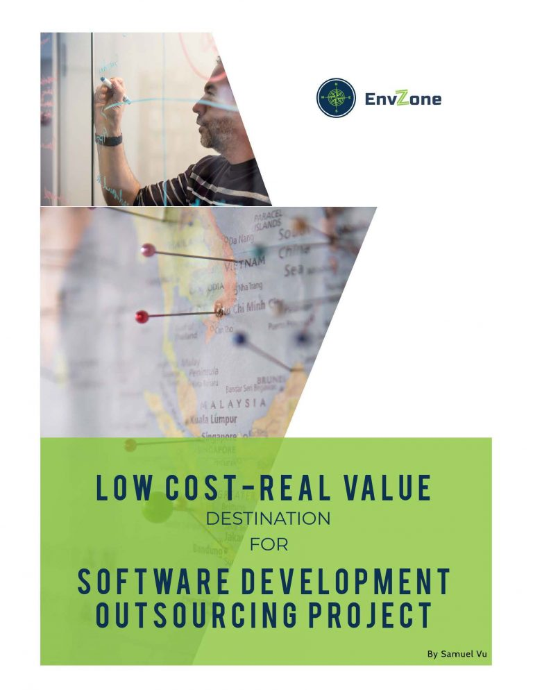Low Cost-Real Value Destination For Software Development Outsourcing Project