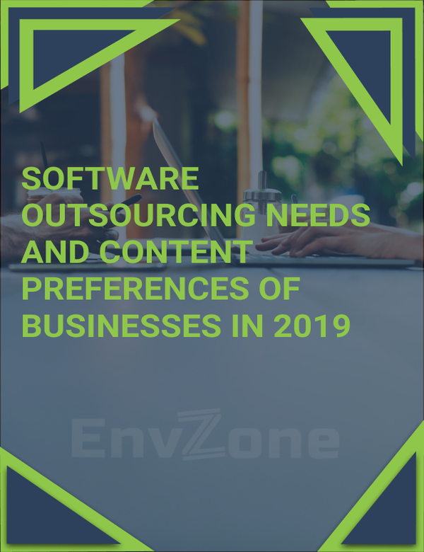 Report On Software Outsourcing Needs And Content Preferences