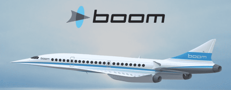 Boom Supersonic Featured