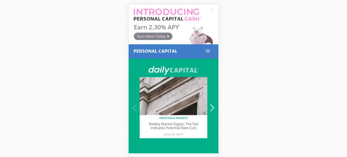 Personal Capital M1
