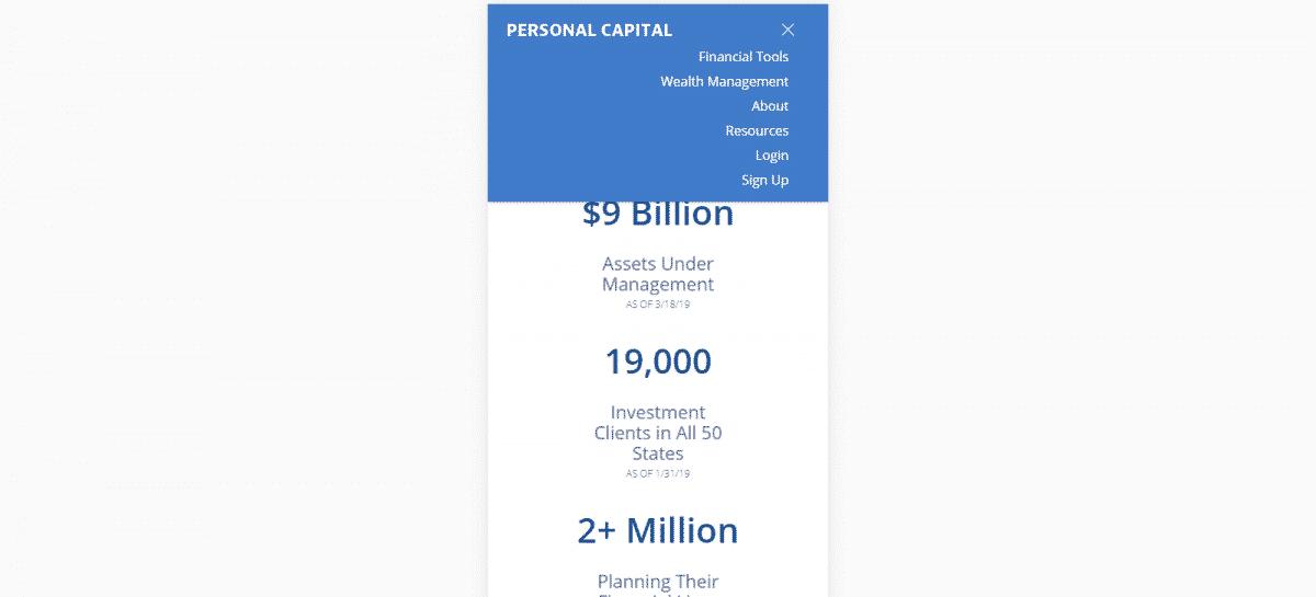 Personal Capital M2
