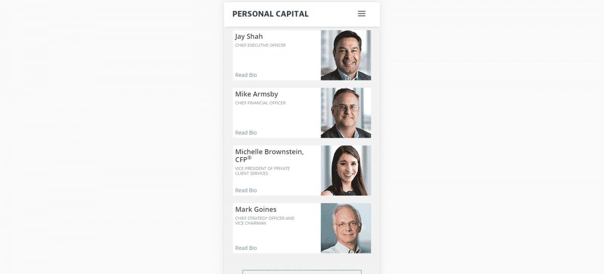 Personal Capital M3