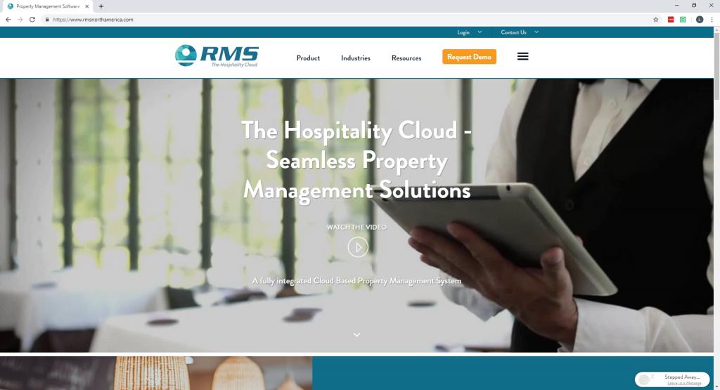 RMS-Hospitality Cloud