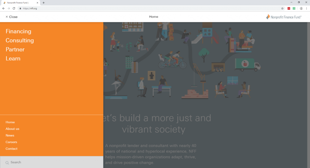 The Most Effective Non-profit Website Design-fig 3
