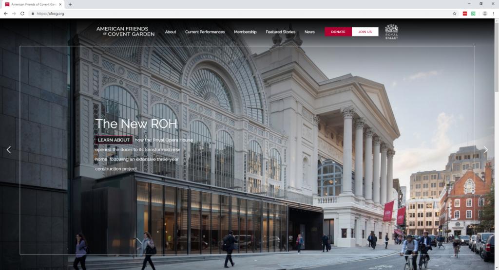 The Most Effective Non-profit Website Design-fig 4