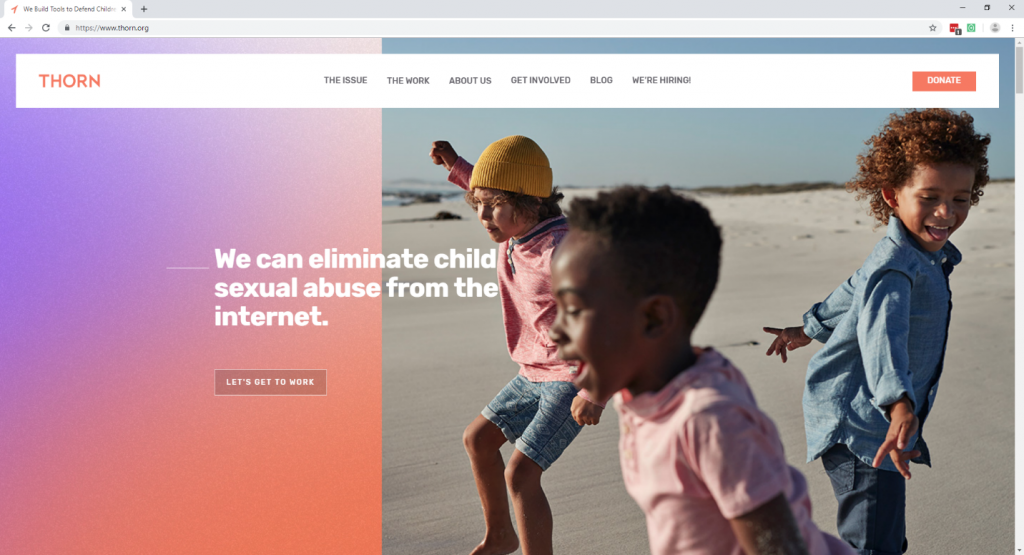 The Most Effective Non-profit Website Design-fig 8
