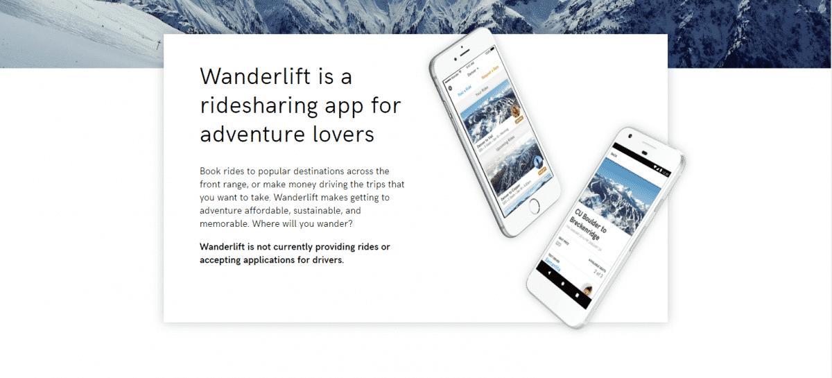 Wanderlift F2