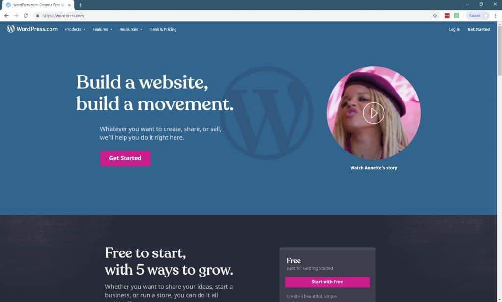 11 Best Website Builders For Small Businesses-Wordpress