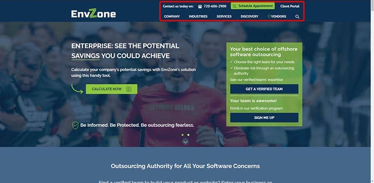A Detailed Instruction to Create a Commercial Website - Body