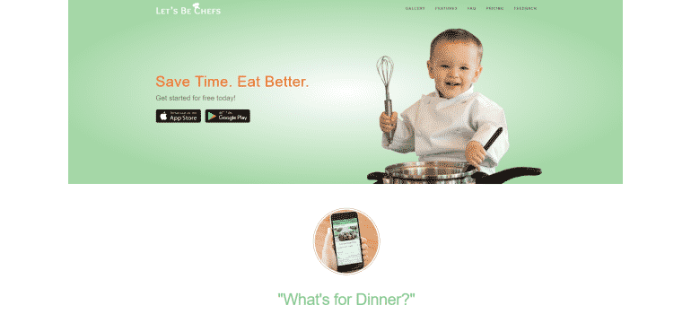 Let's Be Chefs-3 Mobile