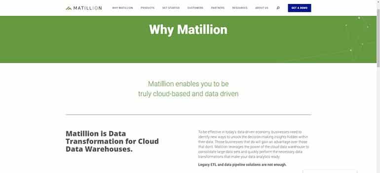 Matillion - Full Size 3