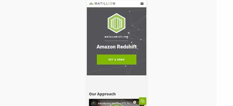 Matillion - Mobile 3