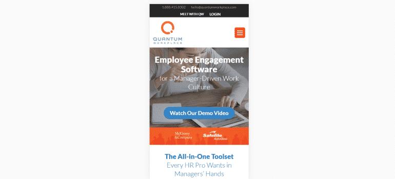 Quantum Workplace - Mobile 1