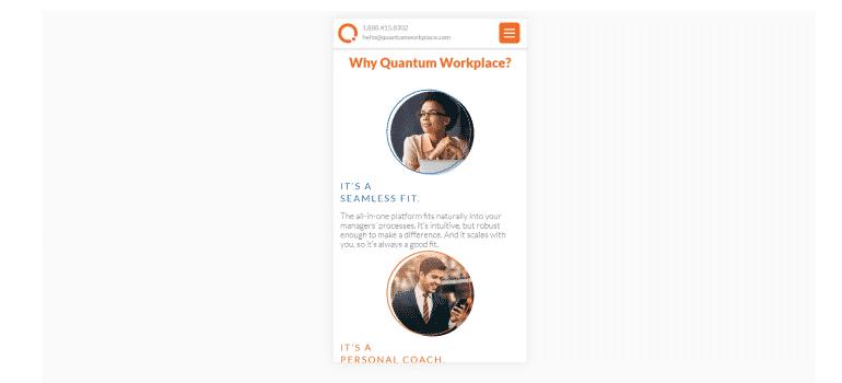Quantum Workplace - Mobile 3