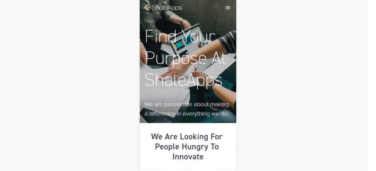 ShaleApps - Mobile 3