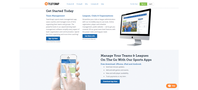 TeamSnap-3 Mobile