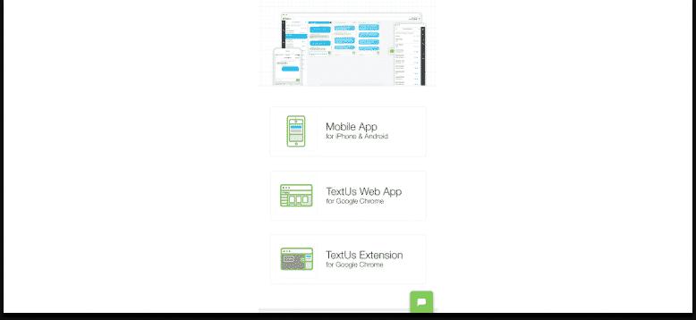 TextUs-3 Mobile