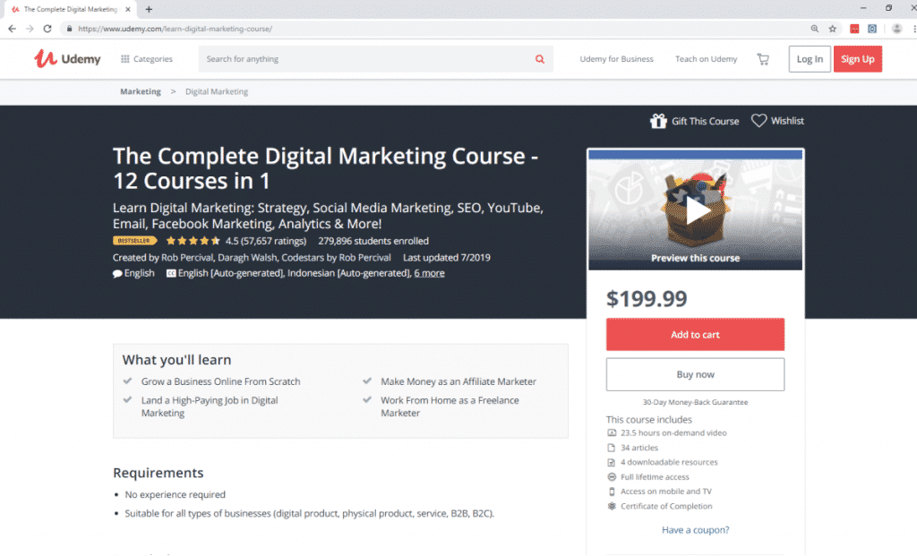 Best Affiliate Marketing Courses To Ignite Your Affiliate Potential - Fig 3