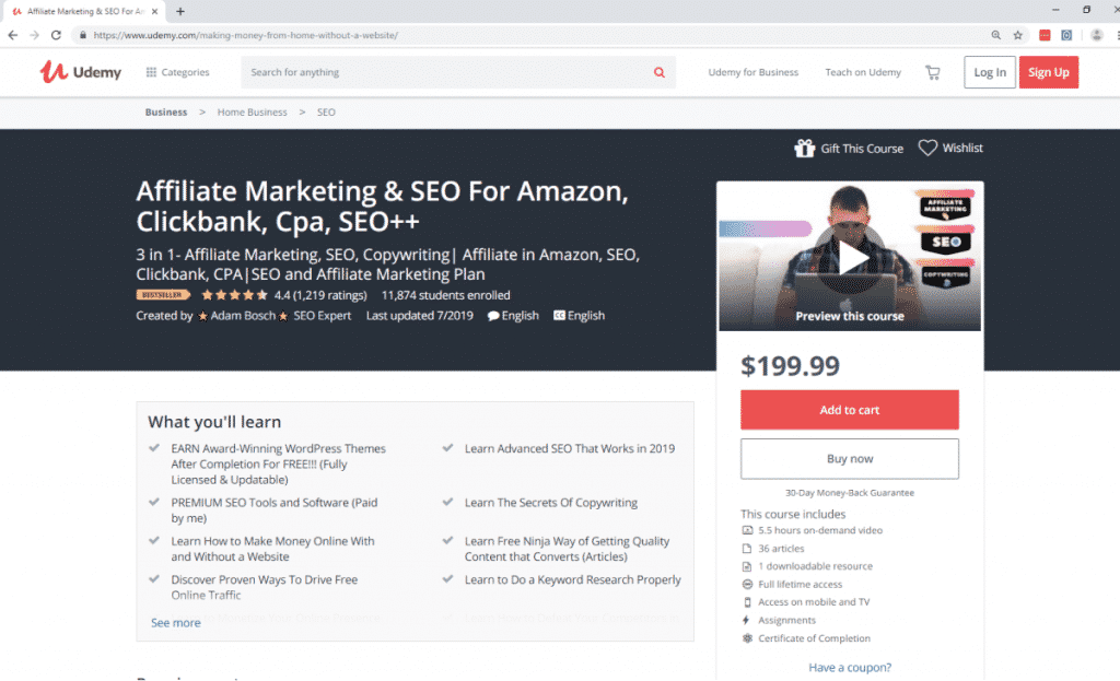 Best Affiliate Marketing Courses To Ignite Your Affiliate Potential - Fig 4