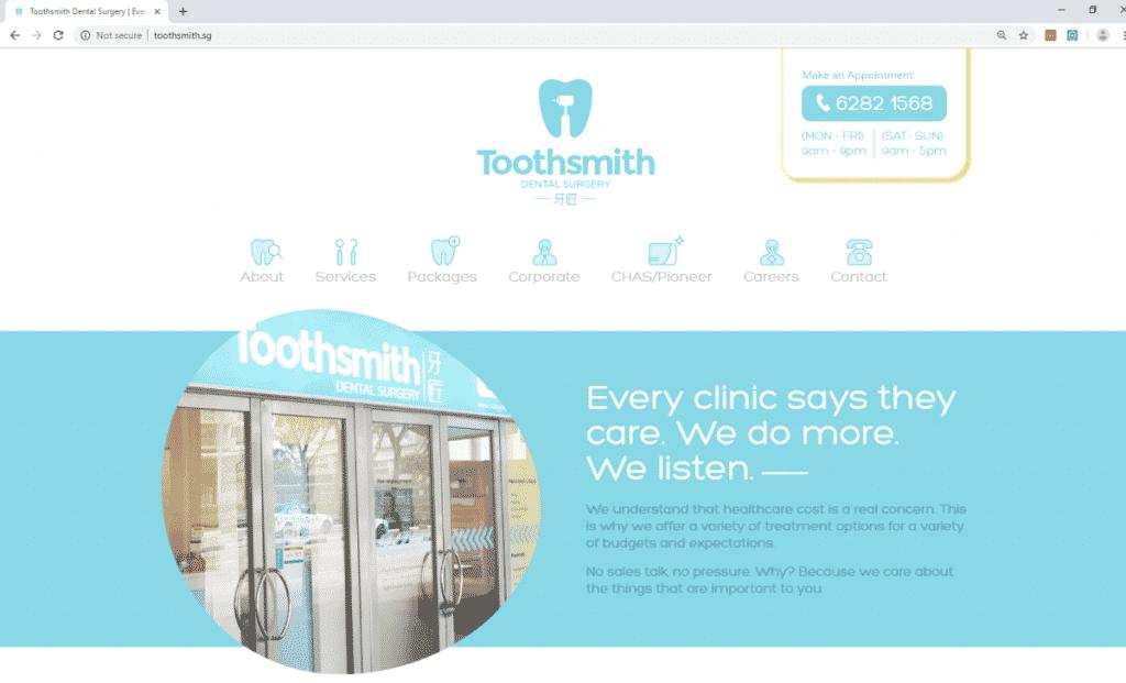 The Secret Of Stunning Dental Websites Major Dos And Don'ts - Fig 10