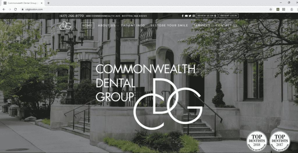 The Secret Of Stunning Dental Websites Major Dos And Don'ts - Fig 9