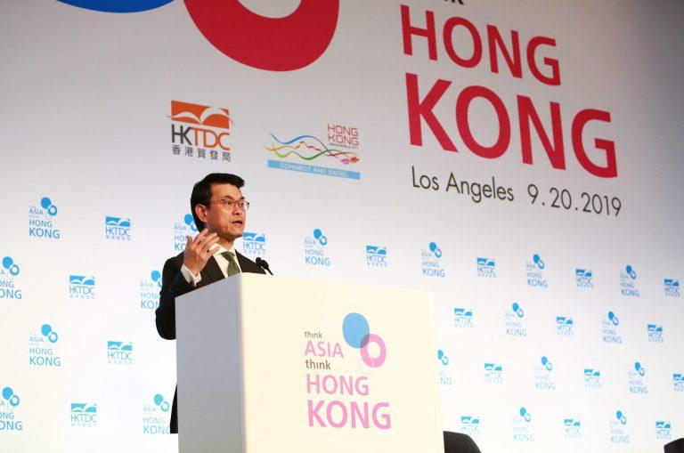 """Promote The Hong Kong Brand At A """"Hong Kong-style Restaurant"""