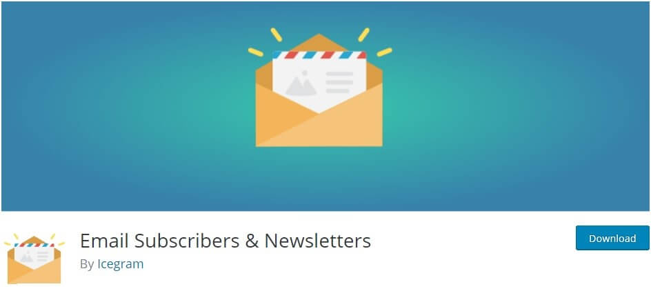 SMBs-8 Best Newsletter WordPress Plugins For Email Marketing In 2019-fig 5