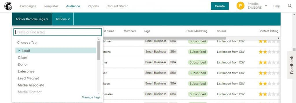 SMBs-MailChimp Vs Constant Contact-Which One Is Better-fig 1