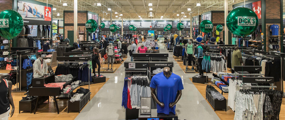 Dick's Sporting Goods Winning Strategies Behind Its Howling Retail Success - Fig 1