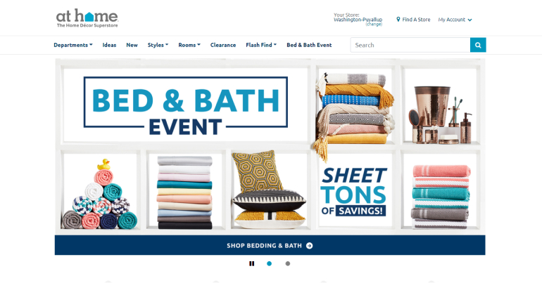 Retailers: Top 10 Websites with User Centric Design 7