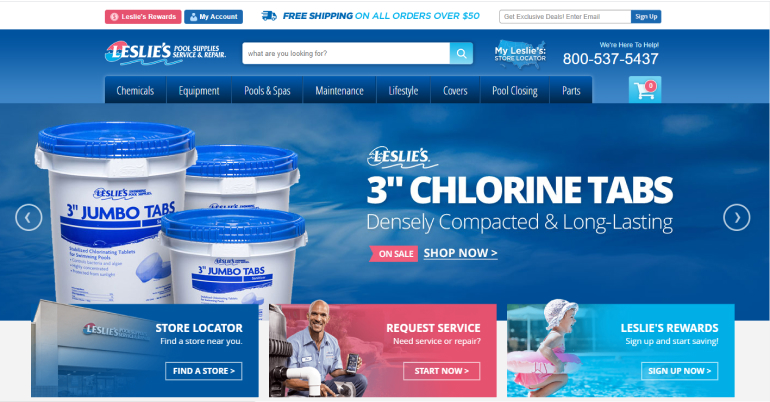 Retailers: Top 10 Websites with User Centric Design 2