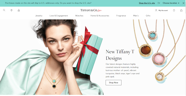 Retailers: Top 10 Websites with User Centric Design 3