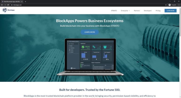 4 Blockchain-Powered Logistic Tech Startups Transform the Production Definition 3