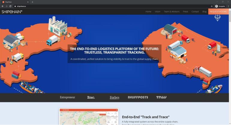 4 Blockchain-Powered Logistic Tech Startups Transform the Production Definition 1
