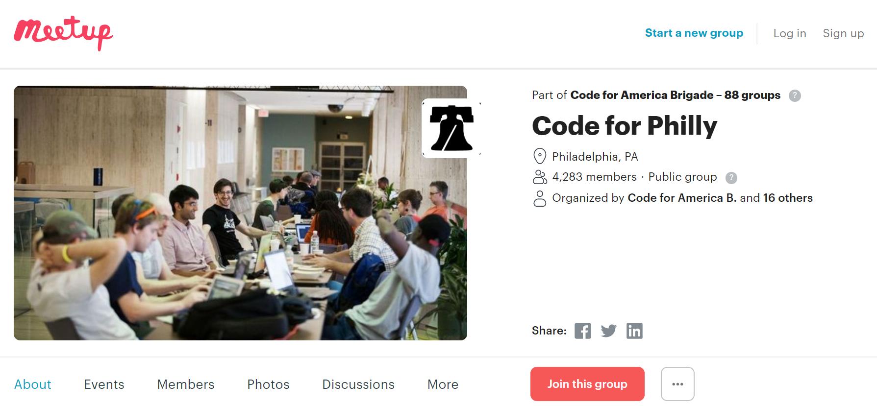 Top 10 Active Meetup Groups In Tech & Entrepreneurial Scene - Fig 10