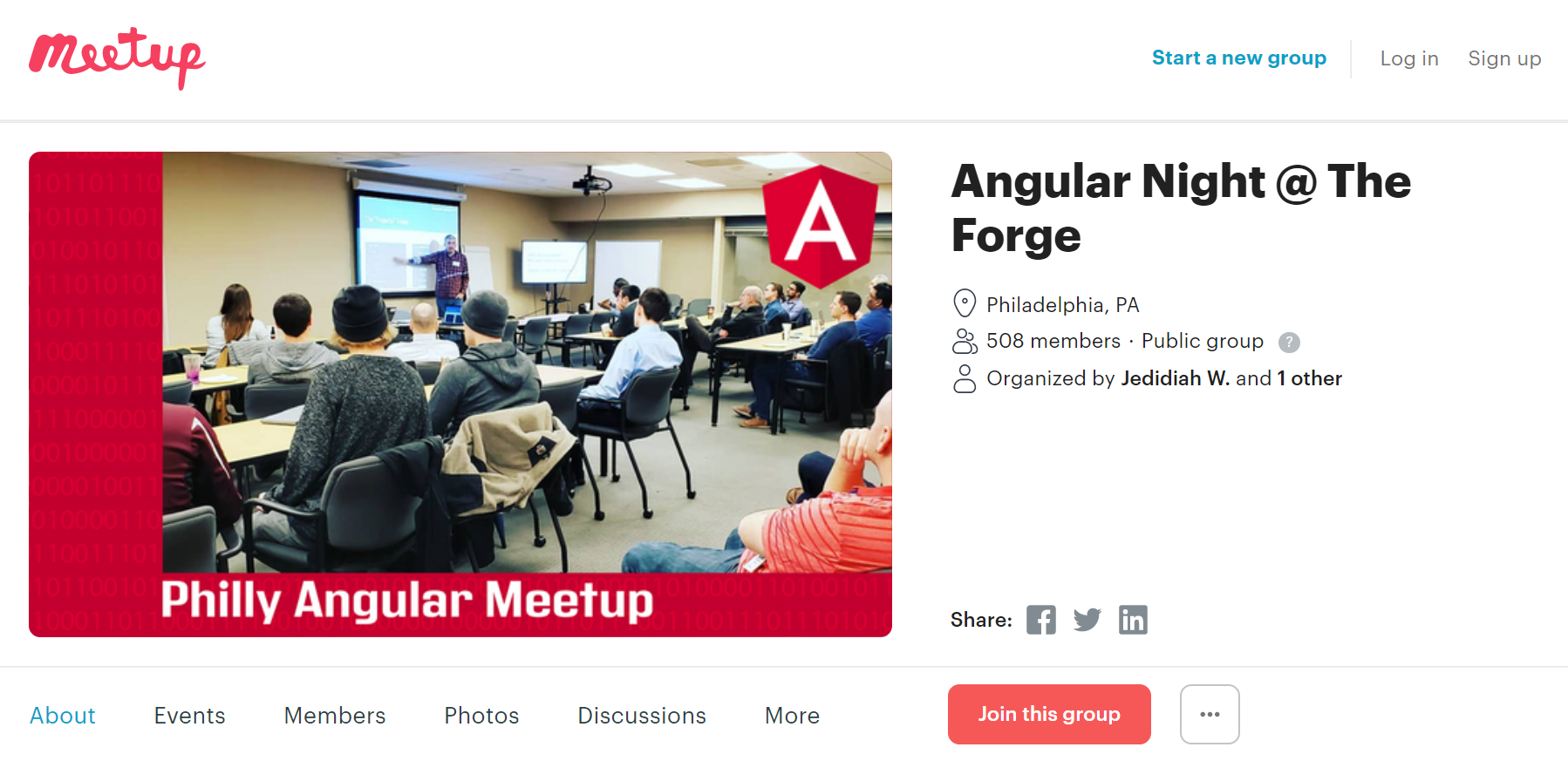 Top 10 Active Meetup Groups In Tech & Entrepreneurial Scene - Fig 3