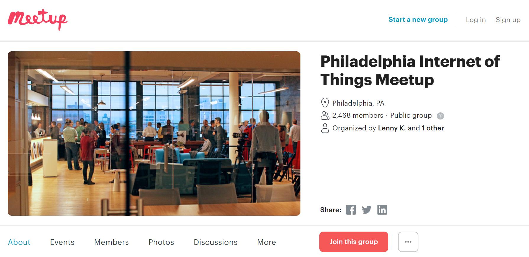 Top 10 Active Meetup Groups In Tech & Entrepreneurial Scene - Fig 5