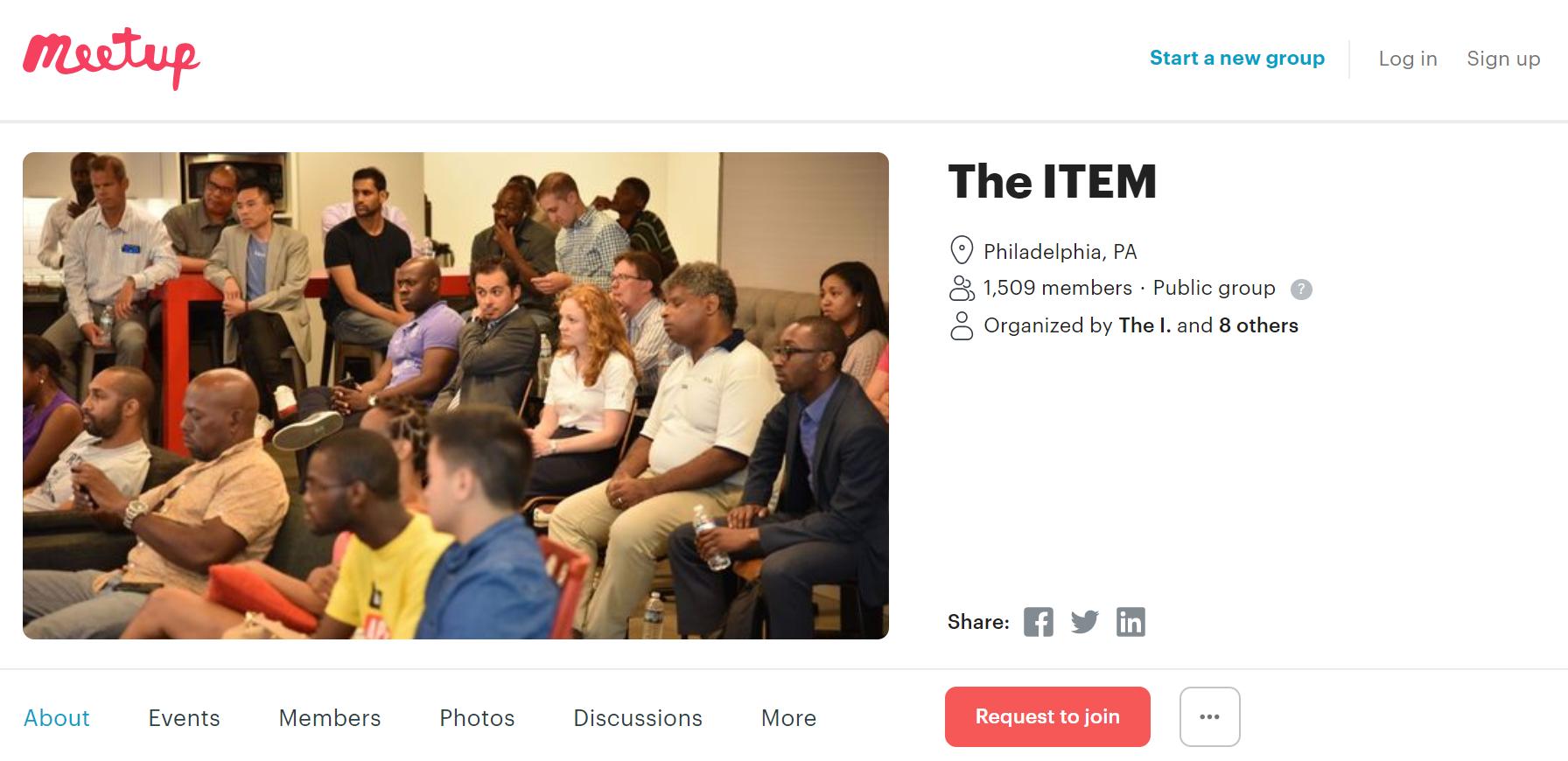 Top 10 Active Meetup Groups In Tech & Entrepreneurial Scene - Fig 6