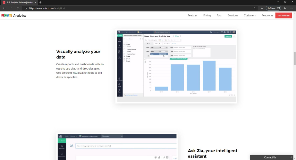 Best Business Intelligence Tools For Garnering Impactful Insights - Fig 1