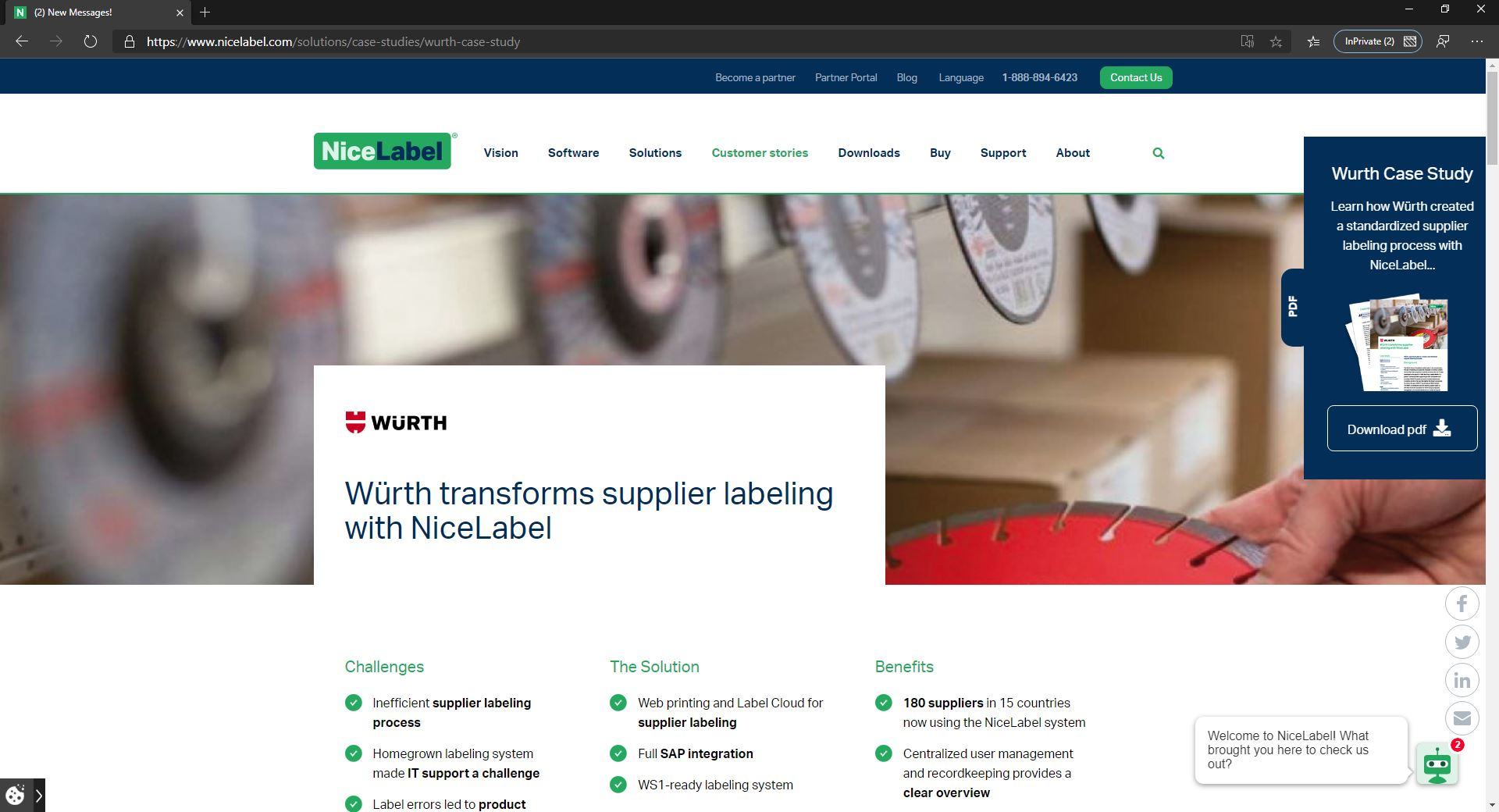 Nicelabel To Transform Supplier Labeling-Fig 1