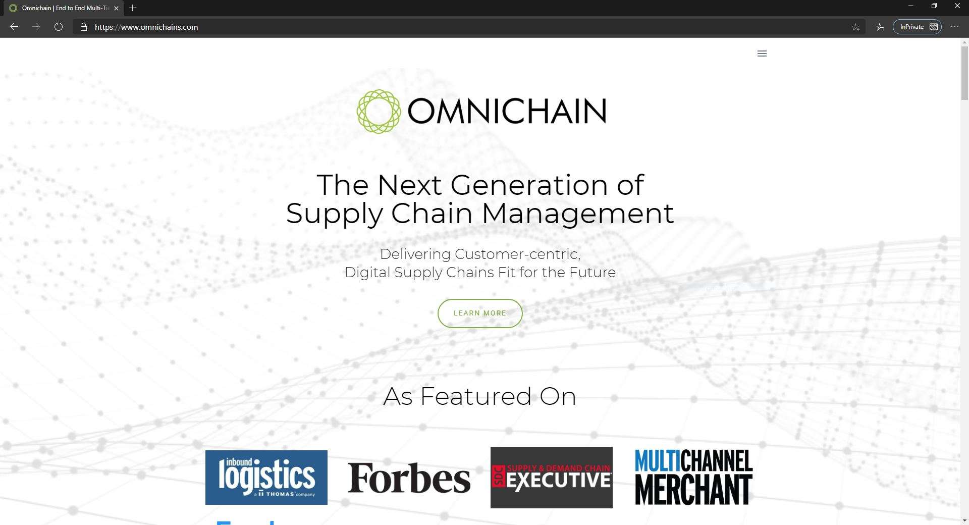 Technology Adoption Of Blockchain For Supply Chain Transparency-Omni Chains