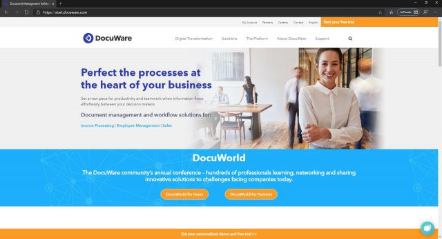 The 8 Document Management Software For Better Workflow-Docuware