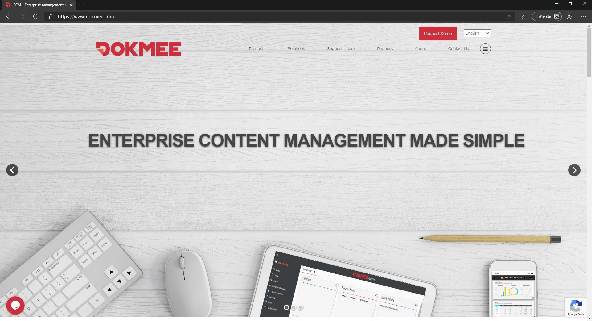 The 8 Document Management Software For Better Workflow-Dokmee