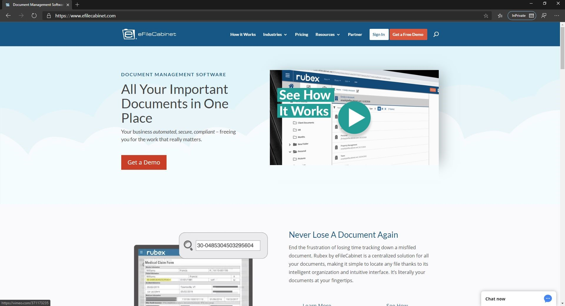 The 8 Document Management Software For Better Workflow-Efilecabinet